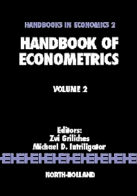 Handbook of Econometrics, 1st Edition,Z. Griliches,M.D. Intriligator,ISBN9780444861863