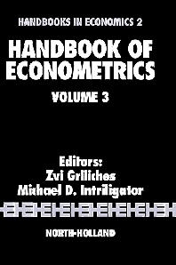 Handbook of Econometrics, 1st Edition,Michael Intriligator,Z. Griliches,ISBN9780444861870