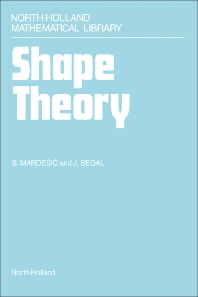 Cover image for Shape Theory