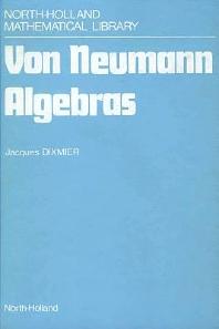 Von Neumann Algebras - 1st Edition - ISBN: 9780444863089, 9780080960159