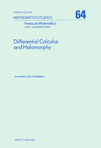 Differential Calculus and Holomorphy