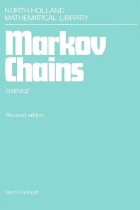 Markov Chains, 1st Edition,D. Revuz,ISBN9780444864000