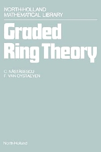 Graded Ring Theory - 1st Edition - ISBN: 9780444864895, 9780080960166