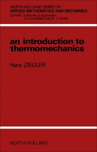 Cover image for An Introduction to Thermomechanics