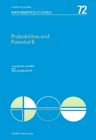 Cover image for Probabilities and Potential, B