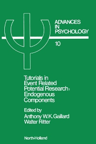 Cover image for Tutorials in Event Related Potential Research: Endogenous Components