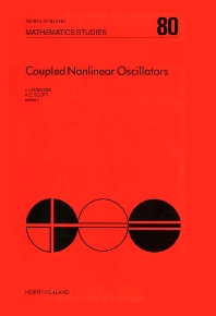 Cover image for Coupled Nonlinear Oscillators