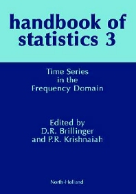 Time Series in the Frequency Domain - 1st Edition - ISBN: 9780444867261, 9780444536723
