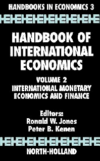 Handbook of International Economics - 1st Edition - ISBN: 9780444867933, 9780080550374