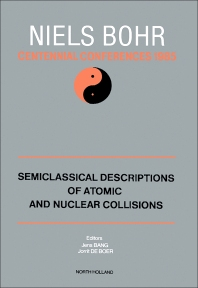 Semiclassical Descriptions of Atomic and Nuclear Collisions - 1st Edition - ISBN: 9780444869722, 9780444598387