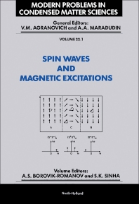 Spin Waves and Magnetic Excitations - 1st Edition - ISBN: 9780444870681, 9780444598301