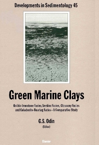 Cover image for Green Marine Clays