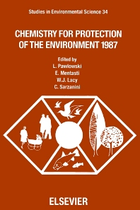 Cover image for Chemistry for Protection of the Environment 1987