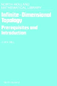 Infinite-Dimensional Topology, 1st Edition,J. van Mill,ISBN9780444871336