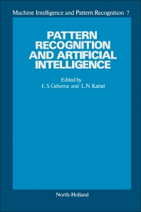 Cover image for Pattern Recognition and Artificial Intelligence, Towards an Integration