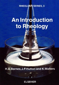 AN INTRODUCTION TO RHEOLOGY  *PAPERBACK*, 1st Edition,K. Walters,ISBN9780444871404