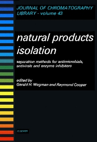 Natural Products Isolation - 1st Edition - ISBN: 9780444871473, 9780080858487