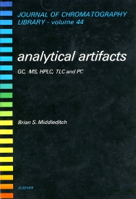 Analytical Artifacts - 1st Edition - ISBN: 9780444871589, 9780080858494