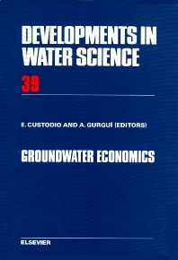 Cover image for Groundwater Economics