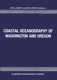 Cover image for Coastal Oceanography of Washington and Oregon