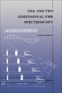 One and Two Dimensional NMR Spectroscopy - 1st Edition - ISBN: 9780444873163, 9781483290713