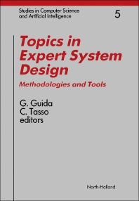 Cover image for Topics in Expert System Design