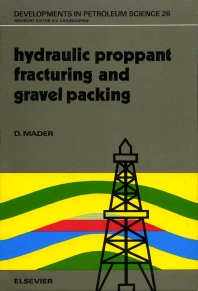 Cover image for Hydraulic Proppant Fracturing and Gravel Packing