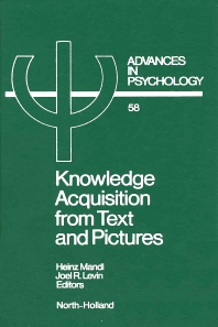 Cover image for Knowledge Acquisition from Text and Pictures