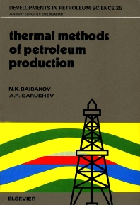 Thermal Methods of Petroleum Production - 1st Edition - ISBN: 9780444873729, 9780080868837