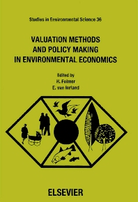 Cover image for Valuation Methods and Policy Making in Environmental Economics