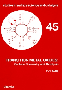 Transition Metal Oxides - 1st Edition - ISBN: 9780444873941, 9780080887425
