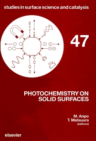 Photochemistry on Solid Surfaces - 1st Edition - ISBN: 9780444874139, 9780080879215