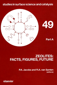 Cover image for Zeolites: Facts, Figures, Future