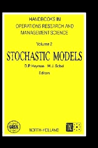STOCHASTIC MODELS  HORM2, 1st Edition,D.P. Heyman,M.J. Sobel,ISBN9780444874733