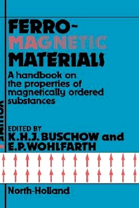Handbook of Magnetic Materials, 1st Edition,E.P. Wohlfarth,K.H.J. Buschow,ISBN9780444874771