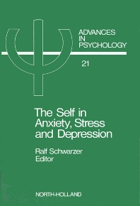 Cover image for The Self in Anxiety, Stress and Depression