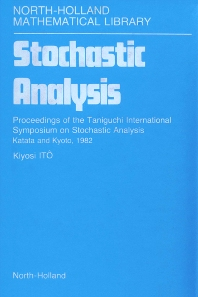 Stochastic Analysis - 1st Edition - ISBN: 9780444875884, 9780444537461