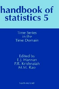 Time Series in the Time Domain - 1st Edition - ISBN: 9780444876294, 9780444536662