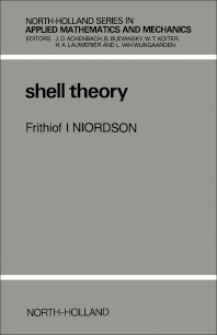 Shell Theory - 1st Edition - ISBN: 9780444876409, 9780444599094