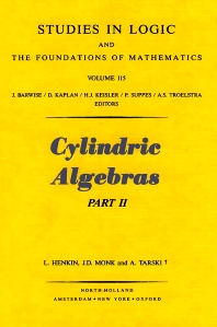 Cover image for Cylindric Algebras
