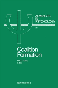 Cover image for Coalition Formation