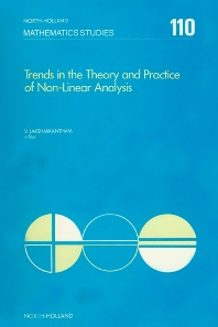 Cover image for Trends in the Theory and Practice of Non-Linear Analysis