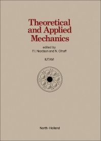 Theoretical and Applied Mechanics - 1st Edition - ISBN: 9780444877079, 9781483221069