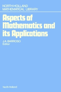 Aspects of Mathematics and its Applications - 1st Edition - ISBN: 9780444877277, 9780080960210