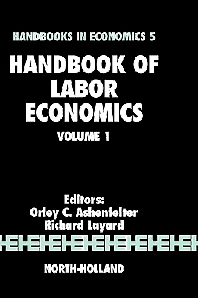 Cover image for Handbook of Labor Economics