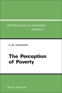 Cover image for The Perception of Poverty