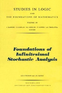 Cover image for Foundations of Infinitesimal Stochastic Analysis