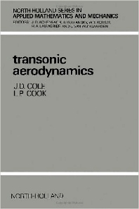 Cover image for Transonic Aerodynamics