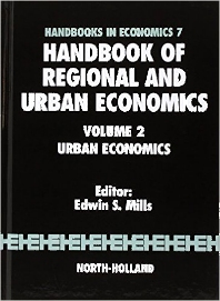 Handbook of Regional and Urban Economics, 1st Edition,E.S. Mills,ISBN9780444879707