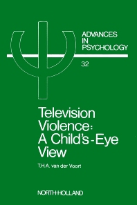 Cover image for Television Violence